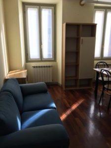 Bergamo Centro affittasi splendido bilocale di 60 mq