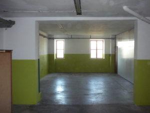 Bergamo Colognola affittasi magazzino di 150 mq
