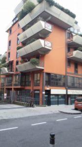 Bergamo Centro affittasi grazioso ufficio di 50 mq