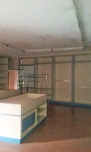 Bergamo Colognola, affittasi negozio/ magazzino di 60 mq