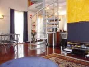 Trescore Balneario affittasi splendido attico su 2 livelli